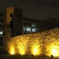 写真: ビザンティン城壁
