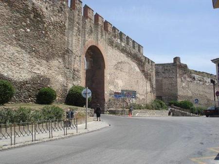 ビザンチン城壁(4)
