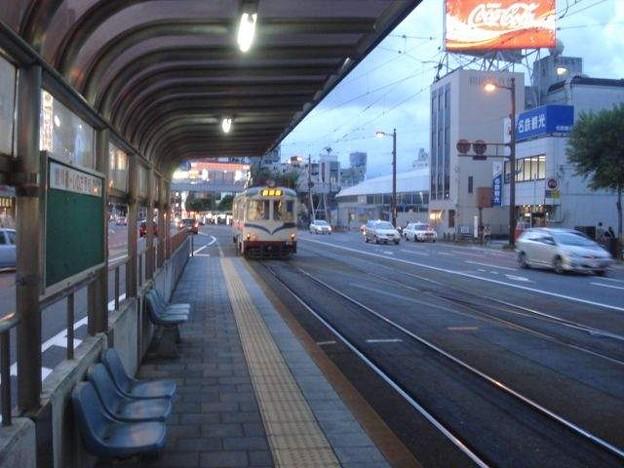 はりまや橋停留所(1)