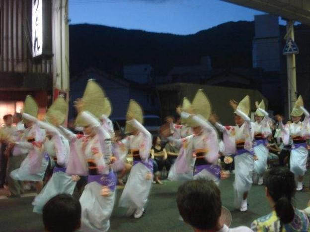 阿波踊り(池田)(2)