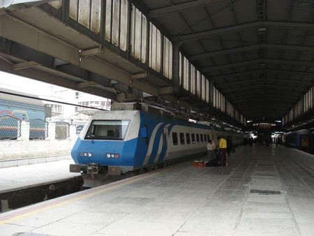 テヘラン駅(1)