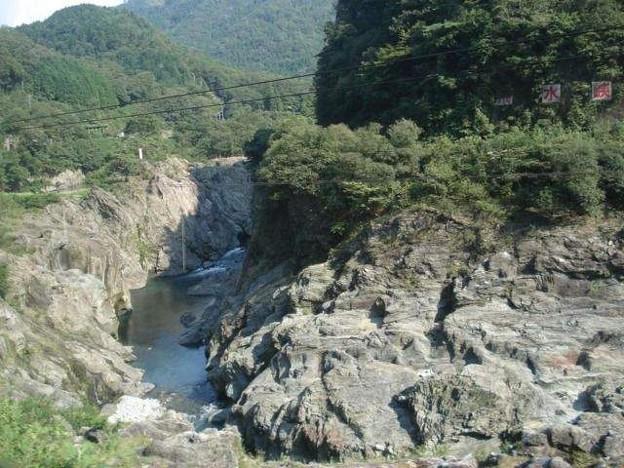 上麻生-白川口間(1)
