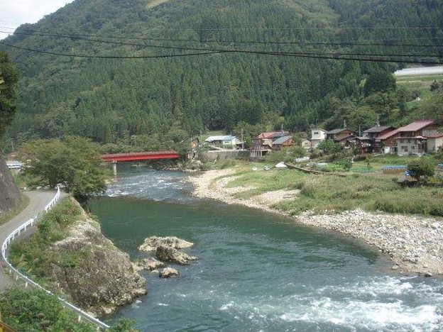 飛騨細江-角川間(2)