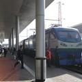 写真: ブハラ行きN10列車(タシケント駅)(1)