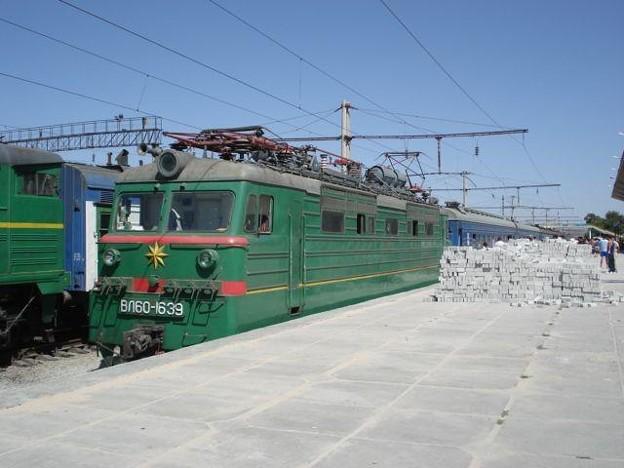 サマルカンドに到着したN321(1)