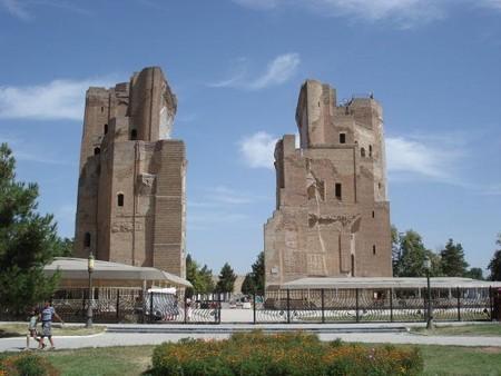 アク・サライ宮殿跡(1)