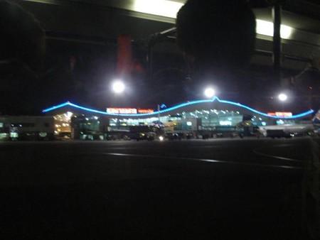 アルマティ空港(1)