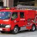 Photos: 355 川崎市消防局 殿町1小型ポンプ車