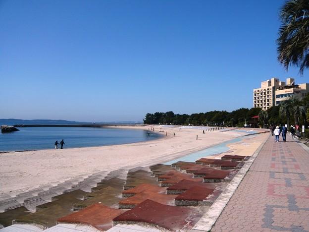 恵比寿海水浴場3