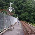 宇津井駅ホーム IMGP4424