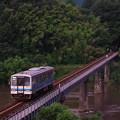 江の川を渡るキハ120 IMGP4578