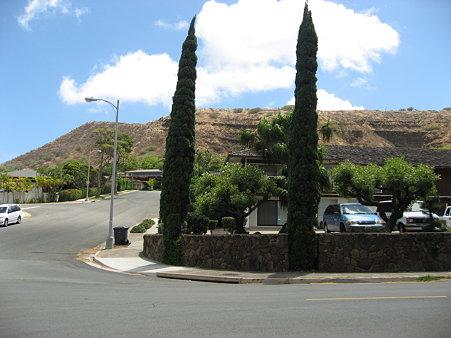 2009年ハワイ旅行〜自転車でカハラモール⇒コンドミニアム〜
