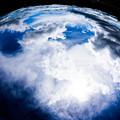 写真: 地球???
