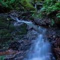 写真: トヤの夫婦滝