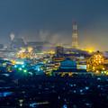Photos: 水島の夜景