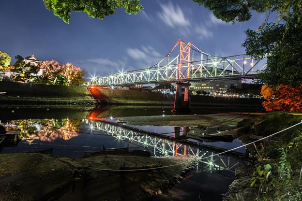 岡山城 月見橋