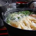 Photos: きりたんぽ鍋