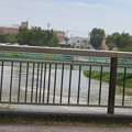 9月20日 増水してます 北海道岩見沢市