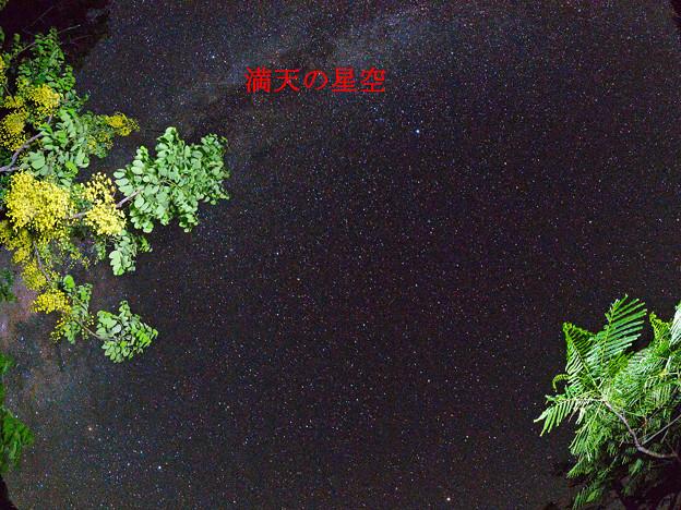 星空(母島) (4)