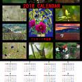 写真: 2018年カレンダー