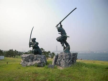 小次郎と武蔵s