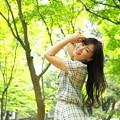 写真: 新緑