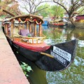 Photos: アレッピー(水郷)の船 Canal scene