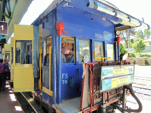 世界遺産ニルギリ山岳鉄道~インド Nilgiri Mountain Railway