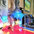 写真: サモワールとティーポット~ヤズド Samovar & teapot