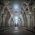 写真: 月末迄お休みします(ヒンドゥー教寺院~インド)Hindu temple