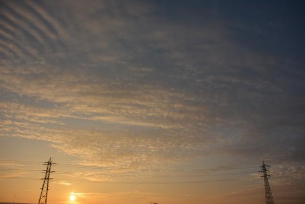 おもしろい雲2