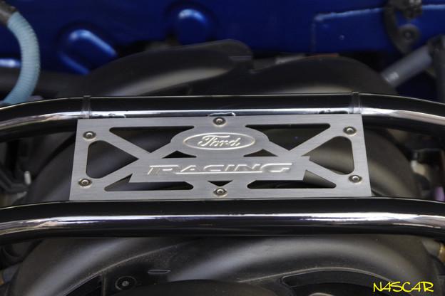 写真: Ford Racing ストラット タワー ブレース(タワーバー) 14092017
