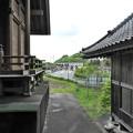 代太郎のお宮から見える天瀬高塚インター