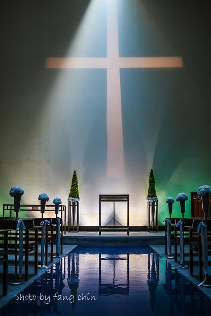 夢舞台海之教堂