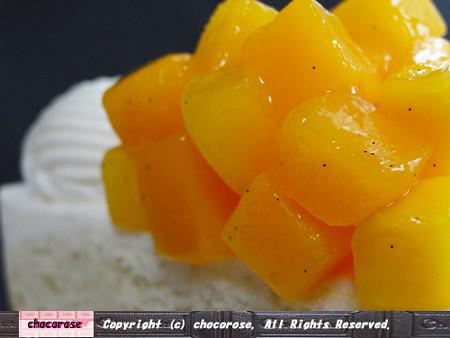 エクストラスーパーマンゴーショートケーキ(マンゴーアップ)