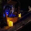 写真: 夜釣り
