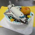Photos: パラ880873 さん お見舞いケーキですよ。