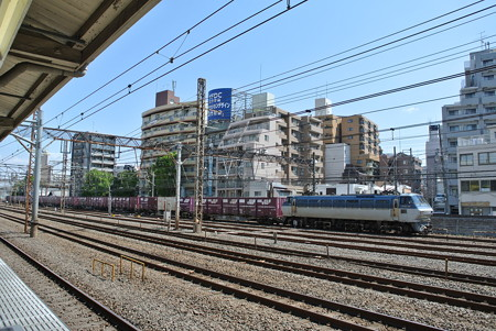 東海道線/鶴見駅