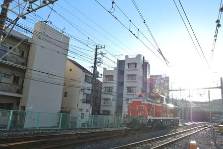 常磐貨物線/三河島ー田端(信)