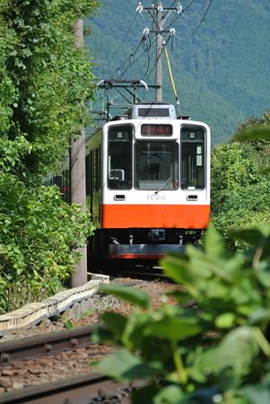 箱根登山鉄道/小涌谷ー彫刻の森