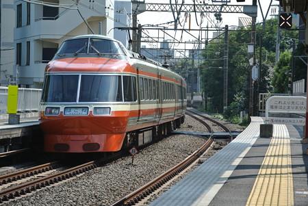 小田急線/参宮橋