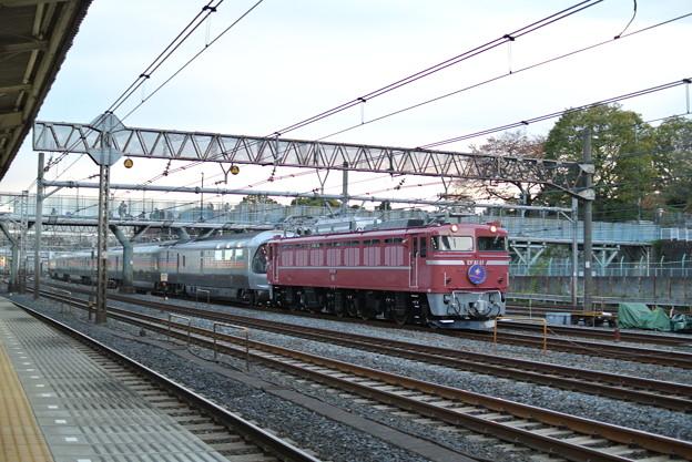 東北本線/上野-日暮里