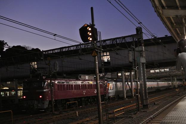 JR東北本線/上野-日暮里
