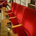 写真: 座席
