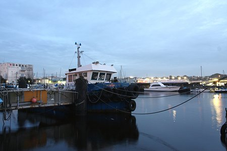 2009.06.06 Y.C.C 働き船