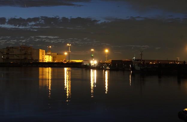 2009.06.06 Y.C.C 作業船帰港