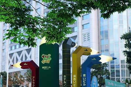 2009.07.25 東京ドーム 道標