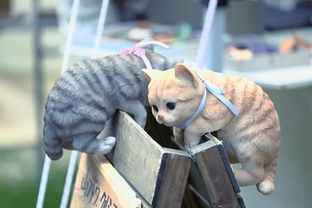 2017.06.17 三条クラフトフェア 招き猫