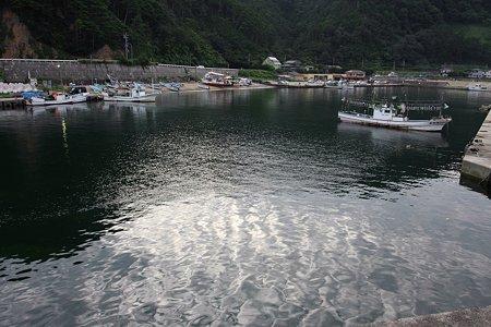 2009.08.15 笹川流れ 日の出