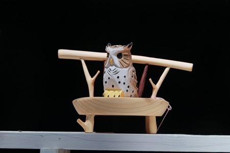 2017.08.09 みなとみらい 海岸通り WOODLANDER 梟